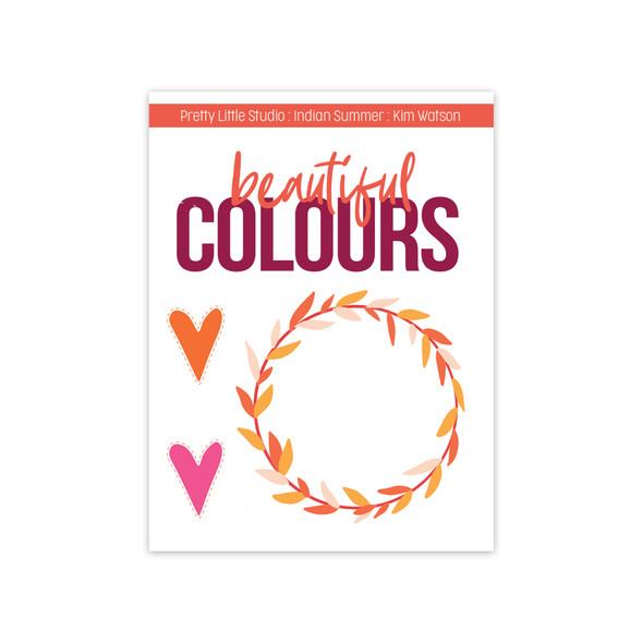 Cut-Aparts | Beautiful Colors | Clear