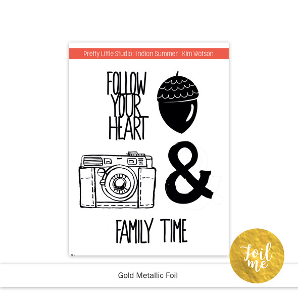 Cut-Aparts | Family Time | Clear