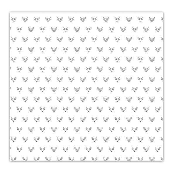 Paper | Foxy 12x12 (single-sided)