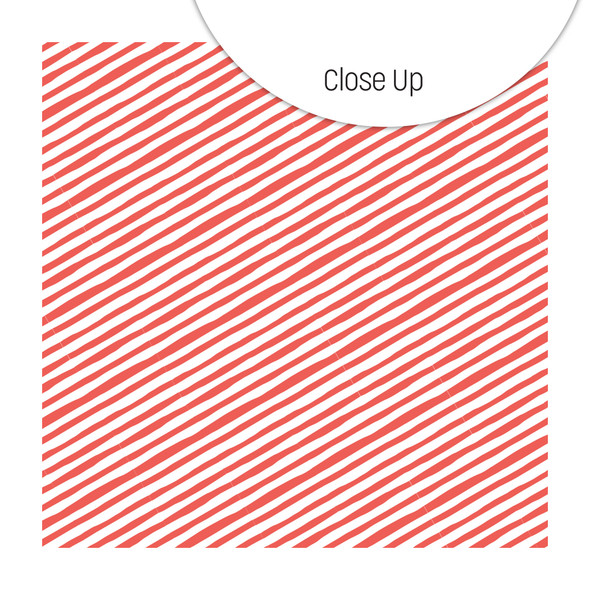 Paper | Candy Stripes 12x12  (single-sided)