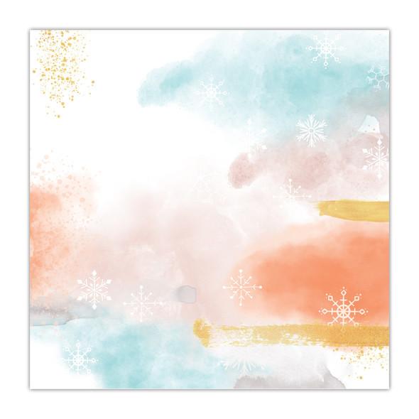Paper | Frozen Sky 12x12 (single-sided)