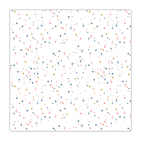 Paper | Sparkle Lights 12x12 (single-sided)