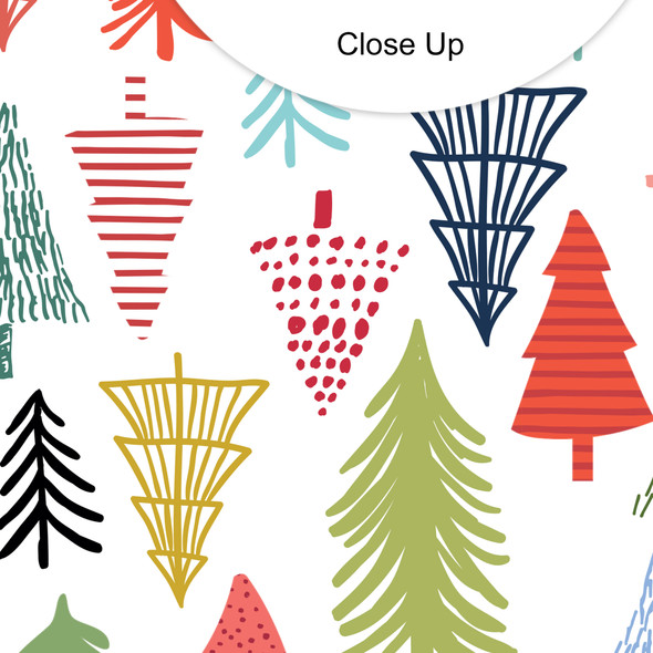 Die-Cuts | Fir Tree