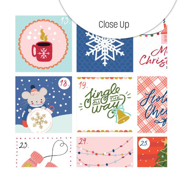 Paper | Advent 8x8