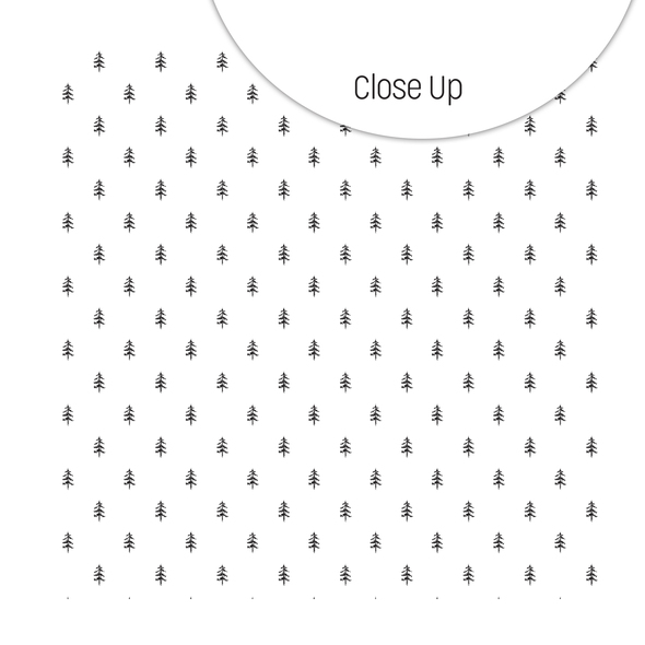 Paper | Pine Tree 8x8