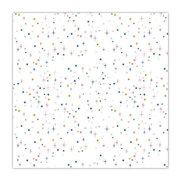 Paper | Sparkle Lights 8x8