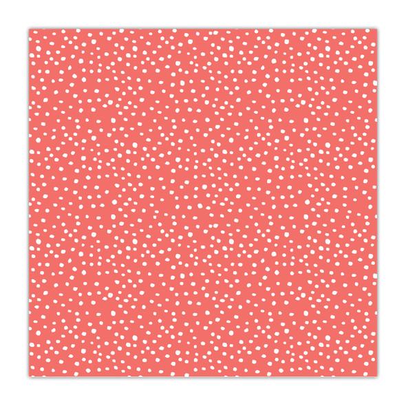 Paper | Tangerine Snow 8x8
