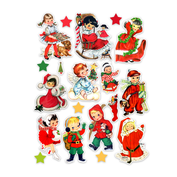 Die-Cuts | Noel (pack)