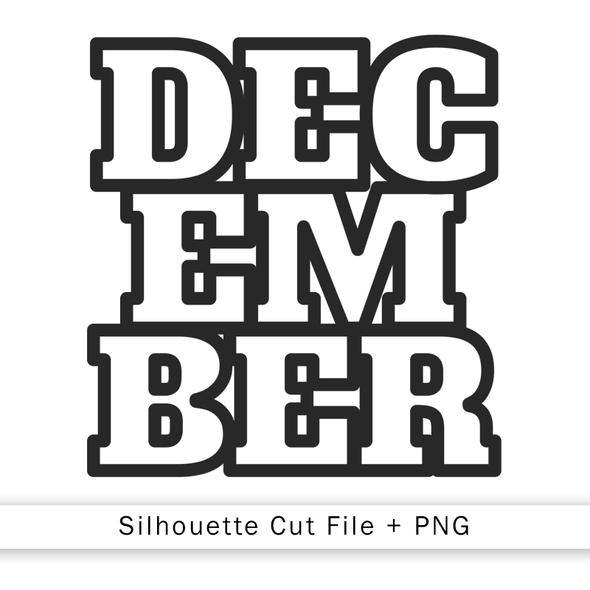 Cut File | December