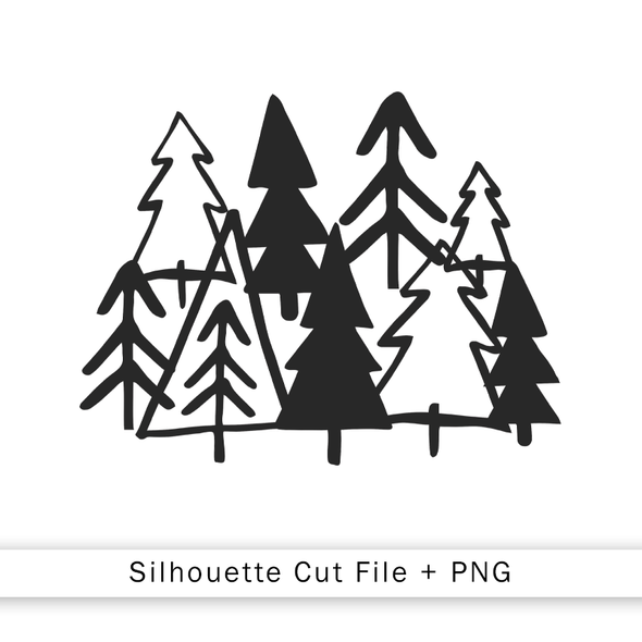 Cut File | Trees