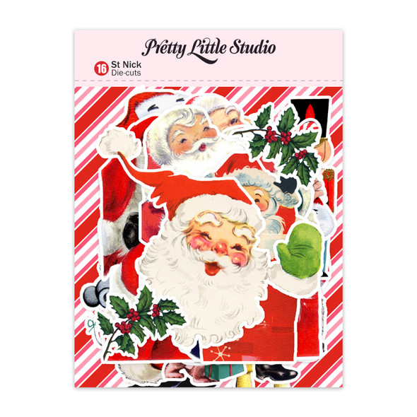 Die-Cuts | St. Nick (pack)