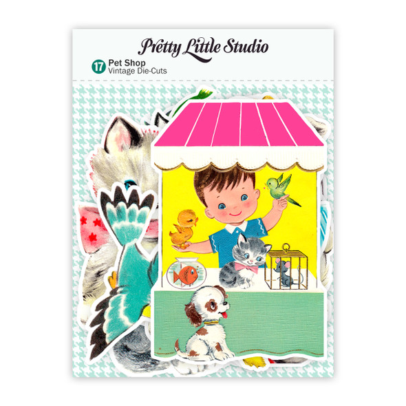 Die-Cuts | Pet Shop (pack)