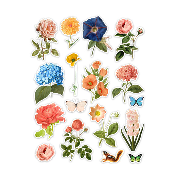 Die-Cuts | Botanical (pack)