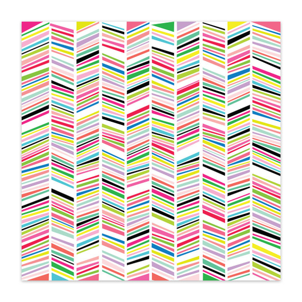 Clear | Rainbow Parade 8x8