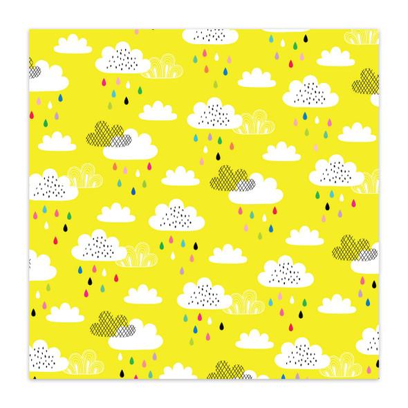 Vellum | No Rain No Rainbows 8x8