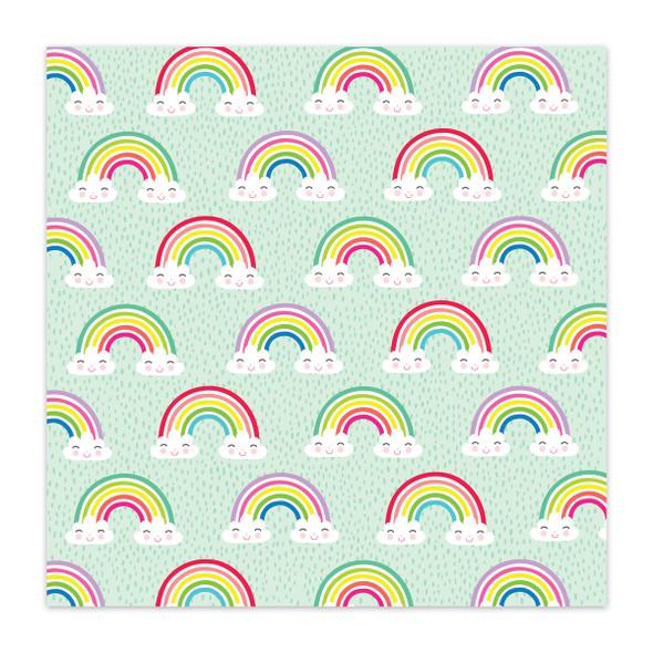 Vellum | Over the Rainbow 8x8