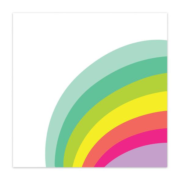 Vellum | Rainbow Connection 8x8