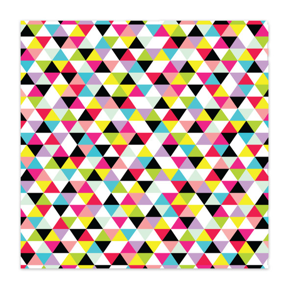 Paper | Crazy Cool 12x12 (single-sided)