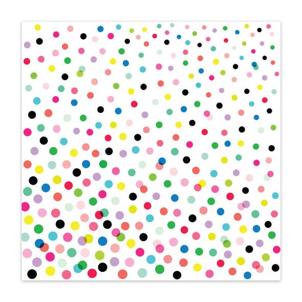Paper | Funfetti 12x12 (single-sided)