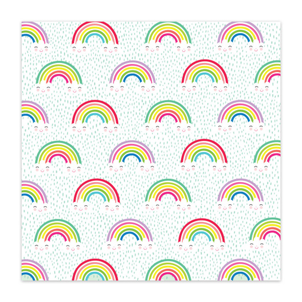 Paper | Over the Rainbows 12x12 (single-sided)