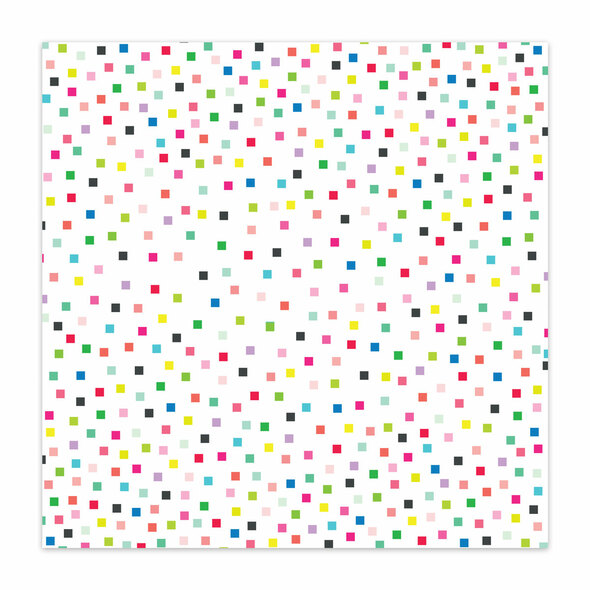 Paper | Pixel Party 12x12 (single-sided)