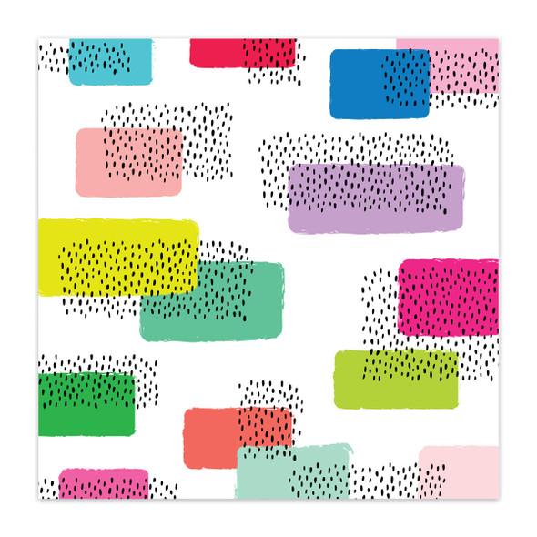 Paper | Pop Blocks 8x8