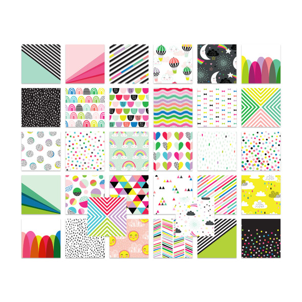 Swatch Pack | Color Me 2x2