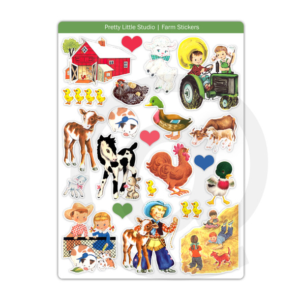 Stickers | Farm (vintage)