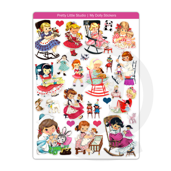 Stickers | My Dolly (vintage)
