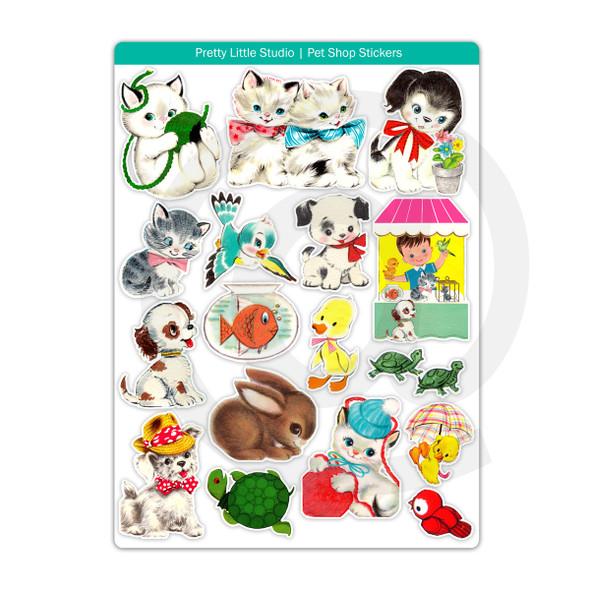 Stickers | Pet Shop (vintage)
