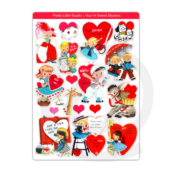Stickers | You're Sweet (vintage)