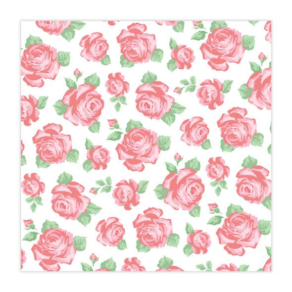 Clear | Rose Garden 8x8