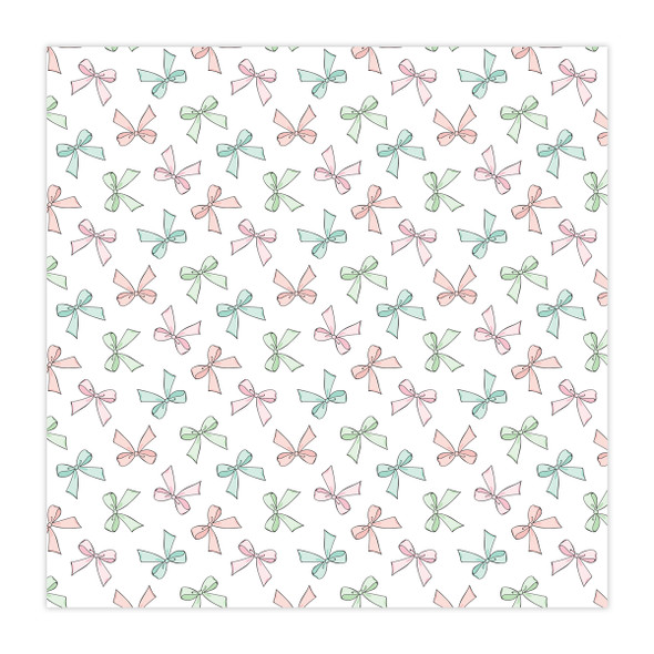 Vellum | A Must Have | White 8x8