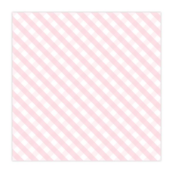 Vellum | Darling | Pink 8x8