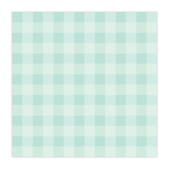 Vellum | My Dear | Mint 8x8