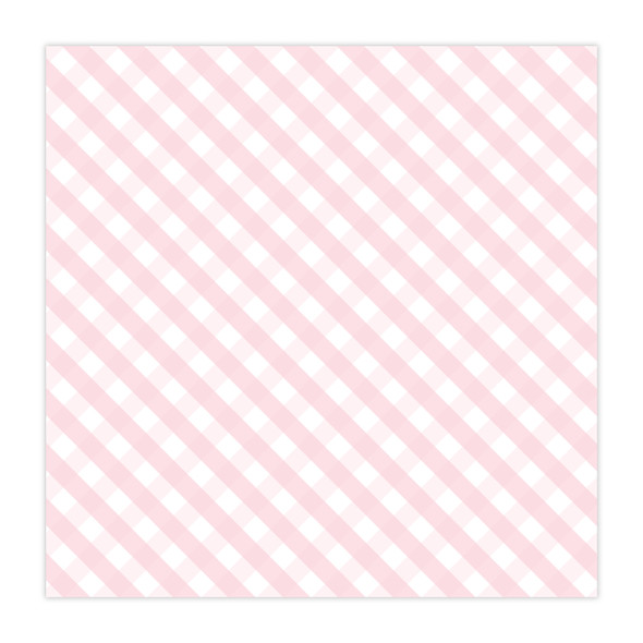 Paper | Darling | Pink 12x12 (Single-Sided)