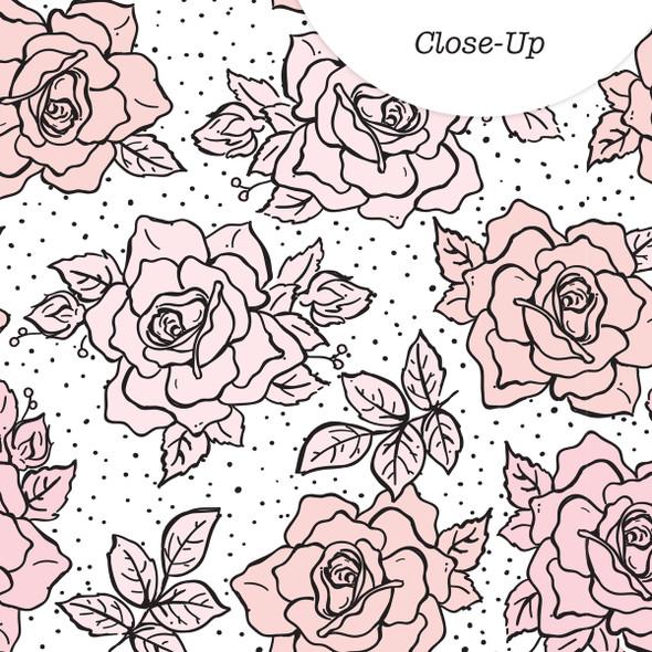 Paper | Rosebush | Pink 12x12 (Single-Sided)