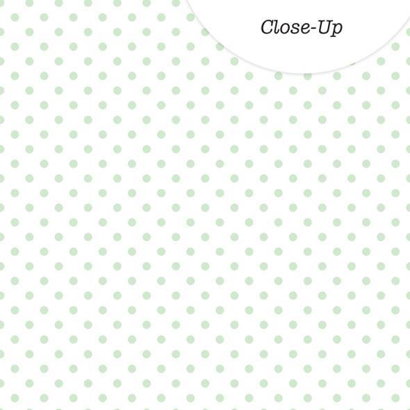 Paper | Sweet | Green 12x12 (Single-Sided)