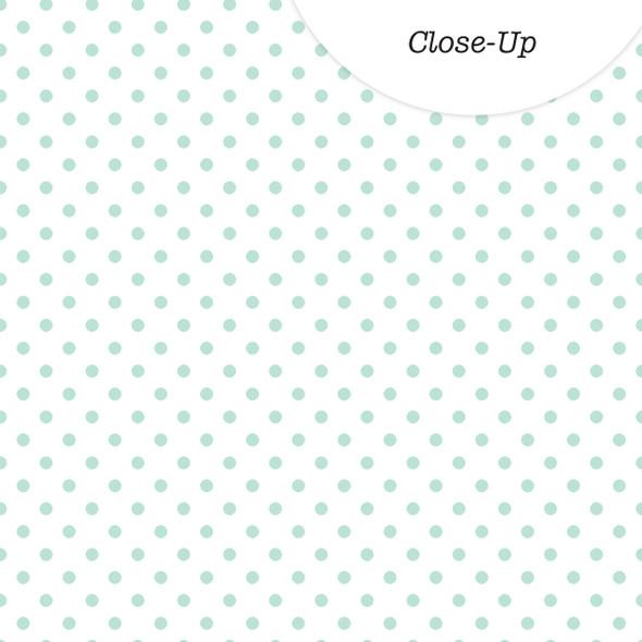 Paper | Sweet | Blue 12x12 (Single-Sided)