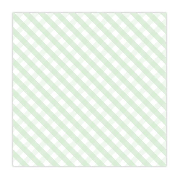 Paper | Darling | Green 8x8
