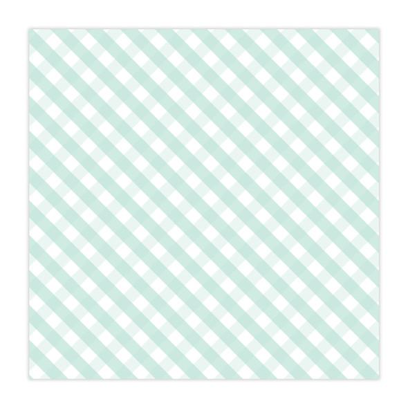 Paper | Darling | Blue 8x8