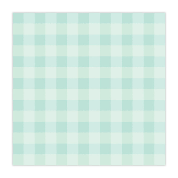 Paper | My Dear | Blue 8x8