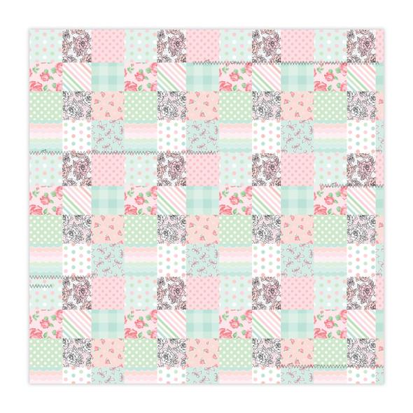 Paper | Patchwork 8x8
