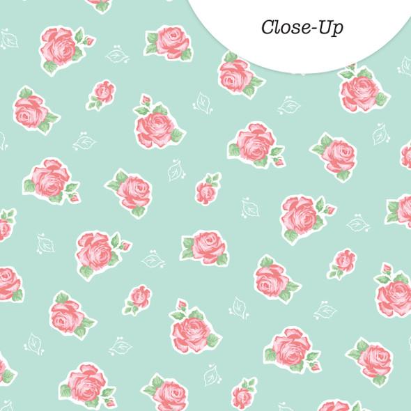 Paper | So Graceful | Mint 8x8