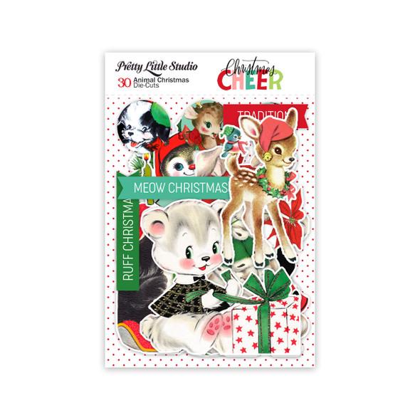 Die-Cuts | Animal Christmas (pack)