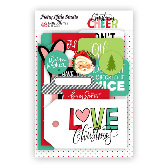 Die-Cuts | Holly Jolly Tags
