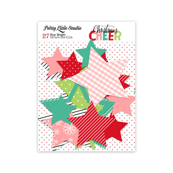 Die-Cuts | Star Bright | Vellum