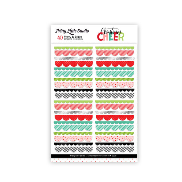 Stickers | Merry & Bright Borders