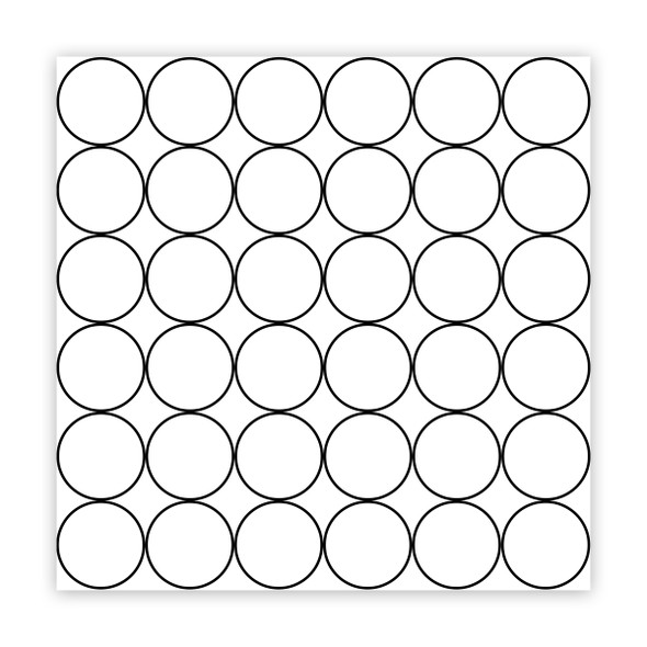 Clear | Ornament Balls 8x8
