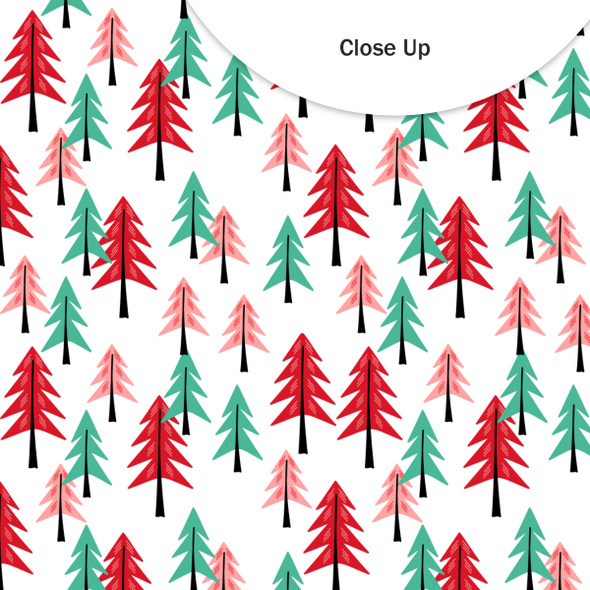 Clear | Tree Farm #2 | 8x8